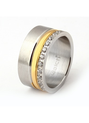 Welch Steel Yüzük Altın